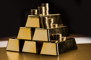 gold coins and bars are a great choice for direct investment